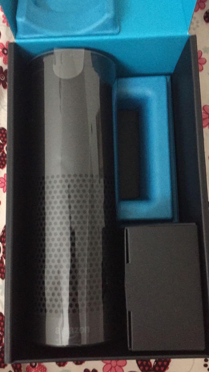 Amazon Echo Package Inside